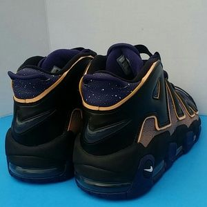huge discount 43f30 ac53e Nike Shoes - Nike Air More Uptempo Dusk To Dawn Pack