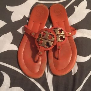 81431210a Tory Burch Shoes - Tory Burch Miller 2 thong Sandals