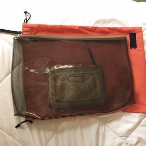 Shoemint Bags - Shoemint PVC Clutch
