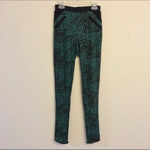 Sugar Lips Pants - Cheetah Patterned Pants