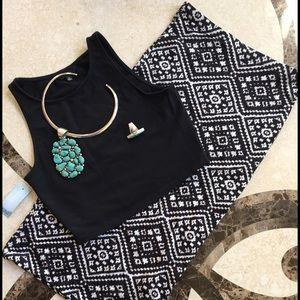 Soprano Dresses & Skirts - S a l e | NWOT  Aztec Print Skirt