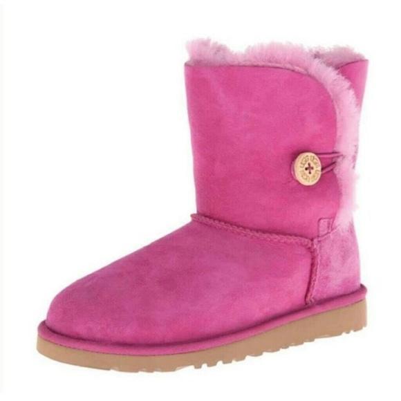18b9c9b667d Pink UGG Boots