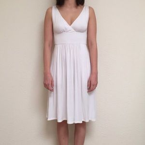 White summer dress - Marylyn Monroe would be jelly