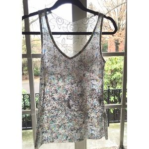 Urban Outfitters Kimichi Blue Top