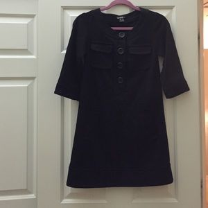 Kensie short black dress, size xs