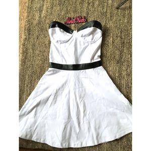 Motel Rocks Bustier Dress