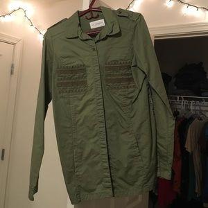 Oasap Jackets & Blazers - Army Green Jacket