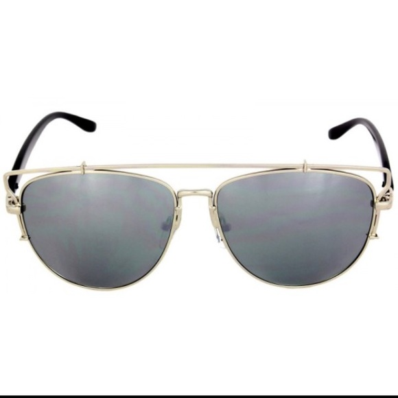 Wire Frame Glasses Trend : 44% off Accessories - Wire Frame Sunglasses from Fashions ...