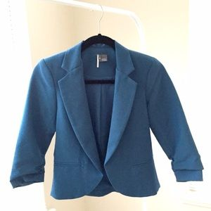 Like NEW Sparkle and Fade cropped blazer