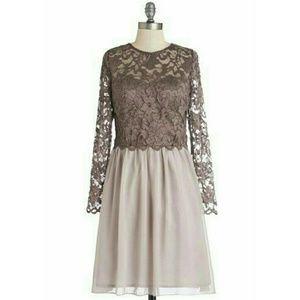 Little Mistress Dresses & Skirts - 💐Genteel dignity lace dress💐