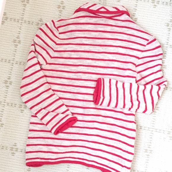 Urban Outfitters Jackets & Coats - Like NEW soft knit stripe blazer