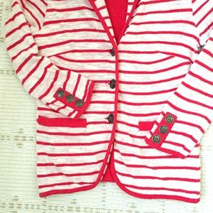 Urban Outfitters Jackets & Coats - Like NEW soft knit stripe blazer