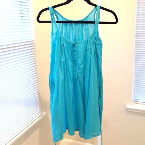 Alcott Dresses & Skirts - NEW Alcott sky blue short summer dress
