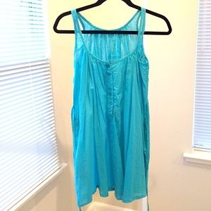 Alcott Dresses & Skirts - NEW Alcott sky blue short summer dress