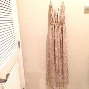 NEW H&M paisley maxi dress