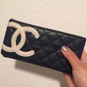Handbags - ▫️Wallet with Chanel Logo▫️