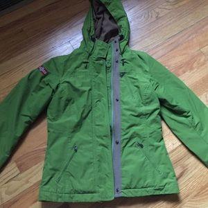 Napapijri Jackets & Blazers - Napapijri green winter coat.