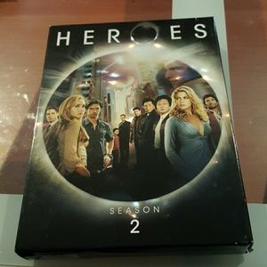 Other - Heroes season two