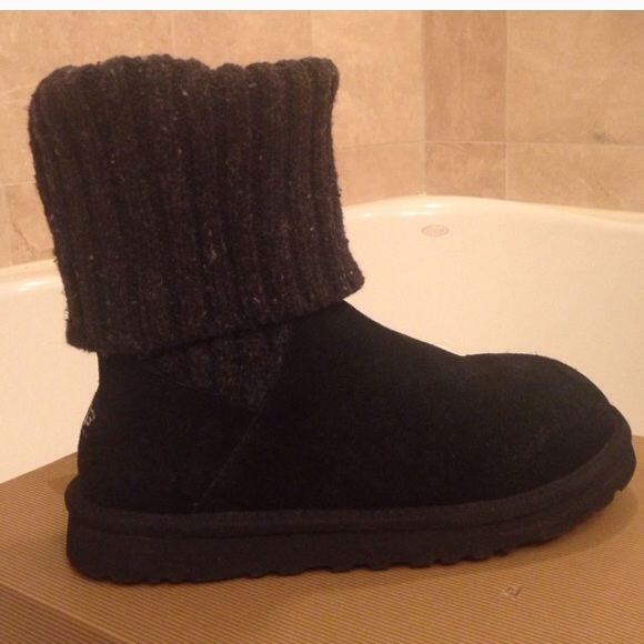 67 ugg shoes ugg australia cambridge black boot