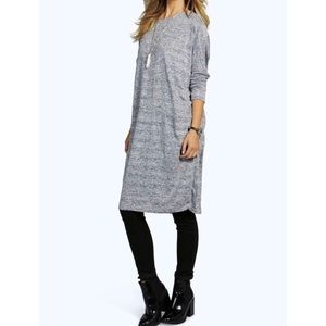CLEARANCE Comfy daily tee dress NWT - M/L