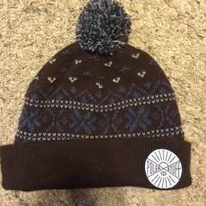 super popular 9bfff 2b124 poler stuff camp vibes pom pom hat beanie ... 07f91a8630fc