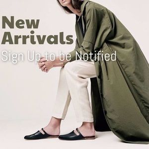 Sign up for new arrivals and promotions