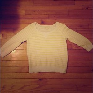 Forever 21 Striped French Terry sweater
