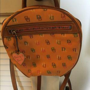 Dooney and Bourke mini backpack