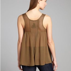 🆕 French Connection olive top