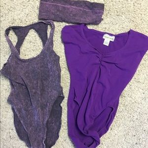 Jacques Moret Other - Lot of 3 pcs of dance wear fashion