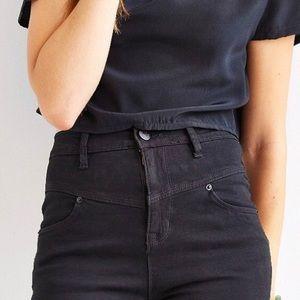 BDG high rise seamed jeans