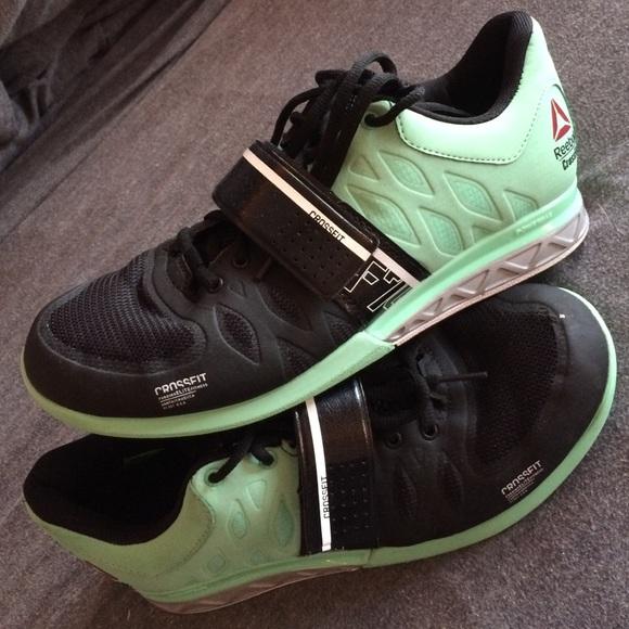 37459a804a37 Reebok Crossfit Weightlifting Shoe mint green. M 5692d83999086a40f100913c