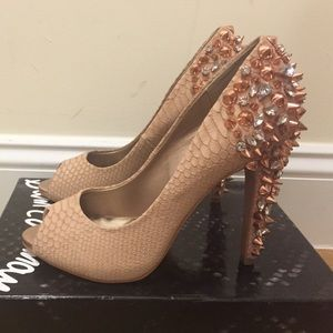 9593678f480e27 Sam Edelman Shoes - Sam Edelman Lorissa Spanish Rose 7.5