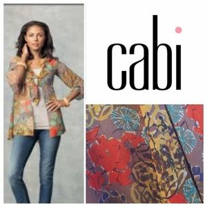 CAbi Shakespeare Tunic
