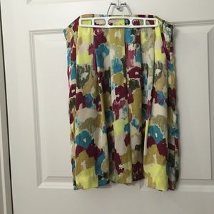 Relativity Dresses & Skirts - Fun patterned skirt from Relativity.
