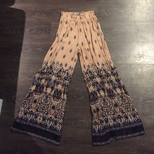 Urban Outfitters wide leg flare pants