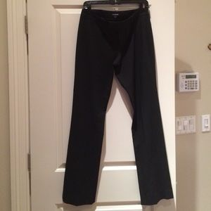 Black Bebe trousers size 6