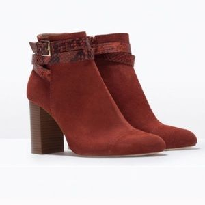 HOST PICK! Zara Booties
