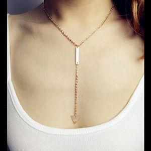 Beautiful Triangle Necklace