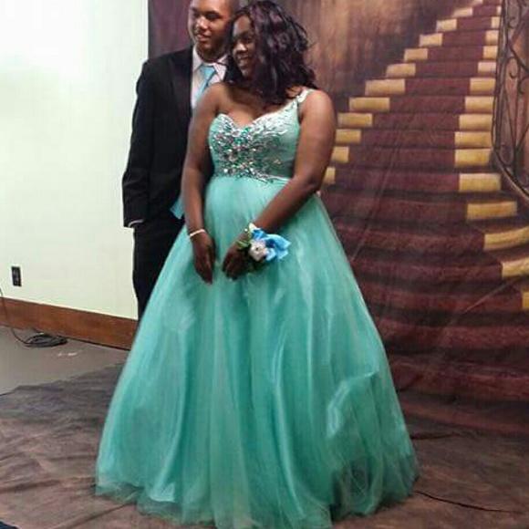 Dresses | Mardi Gras Prom Dress | Poshmark