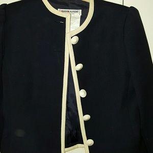 Yves Saint Laurent Jackets & Coats - Saint Laurent vintage Jackie O style blazer