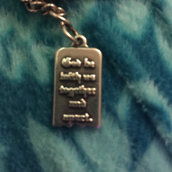 James Avery Jewelry God Be With Us Together And Apart Charm Poshmark