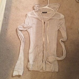 tan Brandy Melville jacket