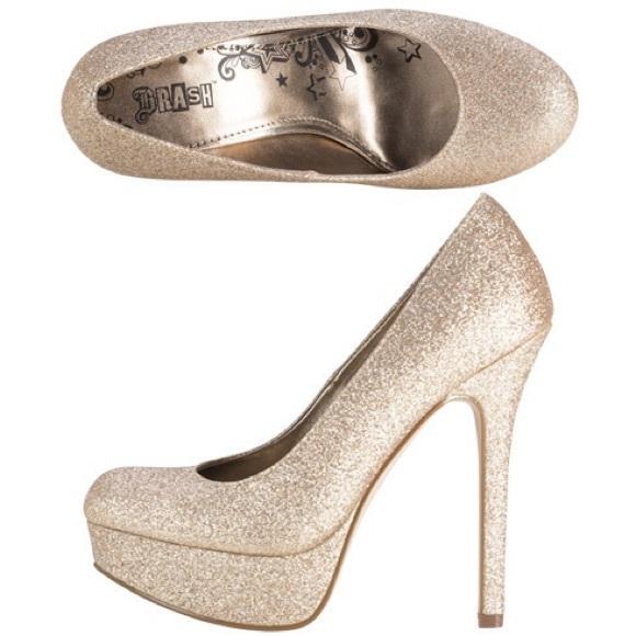 Payless Shoes | Glitter Pumps | Poshmark