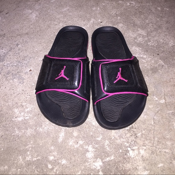 0a213bc8d2ad08 Jordan Other - Jordan Girls Kids Pink Hydro 3 Slides