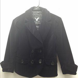 American Eagle Crop blazer