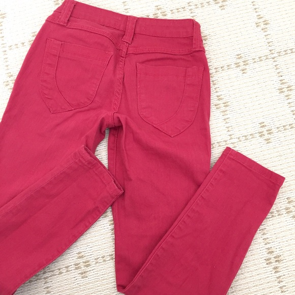 Forever 21 Jeans - Like NEW forever21 res skinny jeans