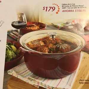 6.5 qt. Dutch Oven, used for sale