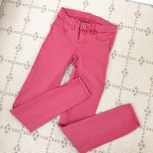 Blank NYC Jeans - Like NEW Blank NYC washed red skinny jeans