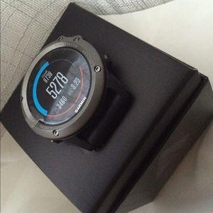 Garmin Jewelry - Garmin Fēnix3 Watch